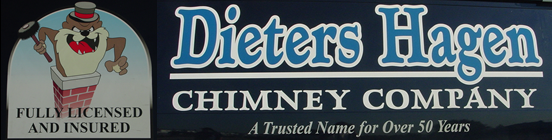 Long Island Chimney by Dieters Hagen
